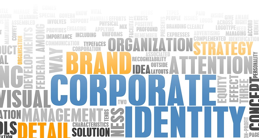 corporate identity and brand management
